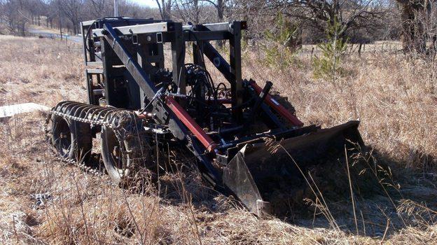 homemade tractors on NPR – Greenhorns