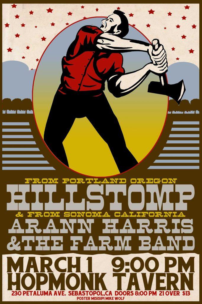hillstomp