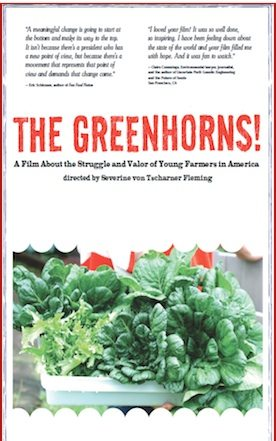 The Greenhorns Movie Cover