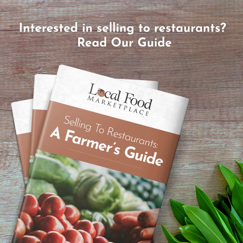 Selling to Restaurants: A Farmer's Guide logo