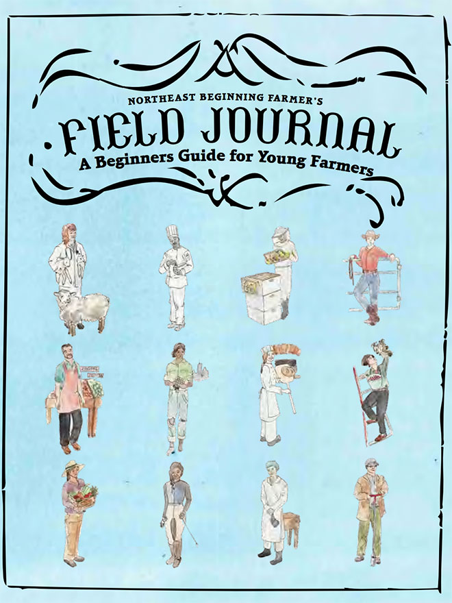Field Journal For Beginning Farmers