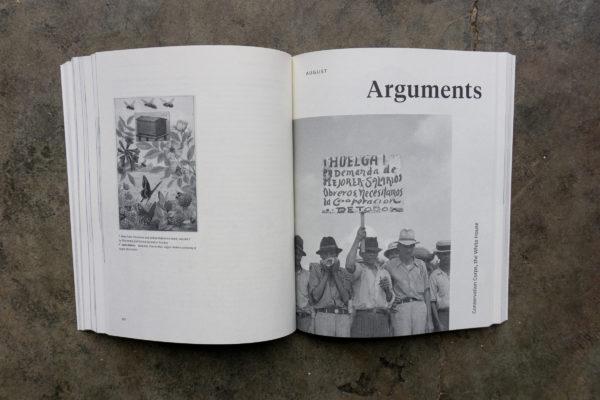 Interior spread - Arguments
